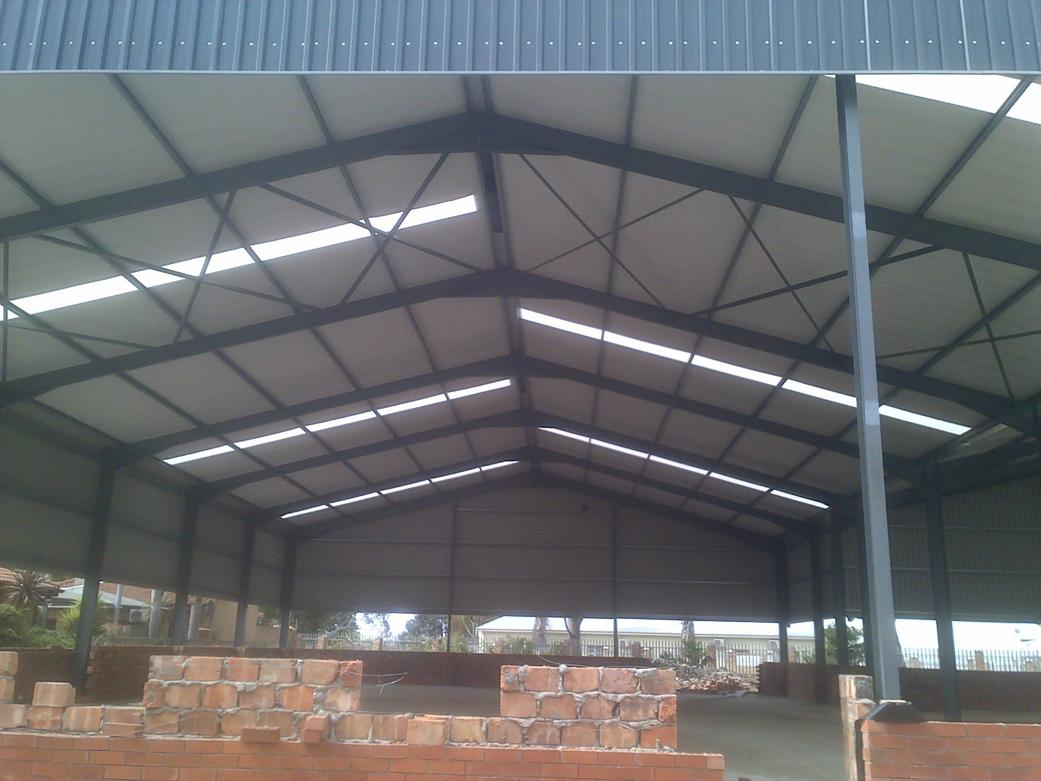 Commercial And Industrial Polyroofing